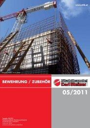 BEWEHRUNG / ZUBEHÖR - Carl Steiner