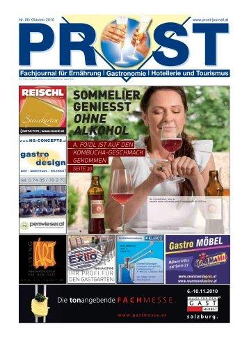 OHNE ALKOHOL - ROSTFREI GROSSKÜCHEN