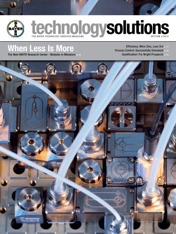 PDF Download - Bayer Technology Services