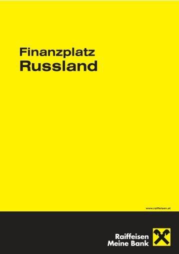 Finanzplatz Russland - Raiffeisen