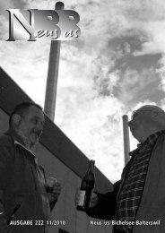 2010.11 [PDF, 5.00 MB] - Gemeinde Bichelsee-Balterswil
