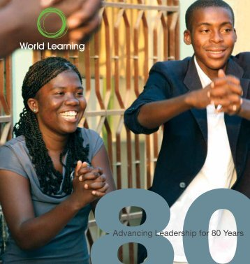 Advancing Leadership - World Learning