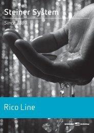 Steiner System Rico Line