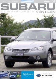 02 VENTILEN - Subaru Norge