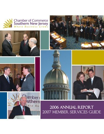 Annual Report book for web.qxd - Chamber of Commerce Southern ...