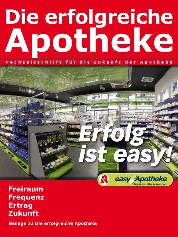 easyApotheke - Die erfolgreiche Apotheke