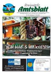 Amtsblatt - Amt Stralendorf