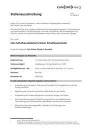 Stellenausschreibung - Lahn-Dill-Kreis