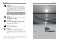 Motivprogramme - Foto Studio 8