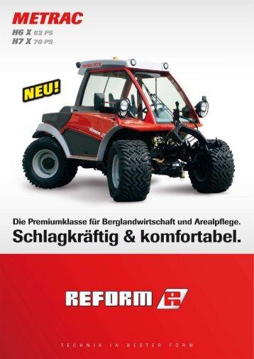 Metrac H6X/H7X - Landtechnik Rietzler