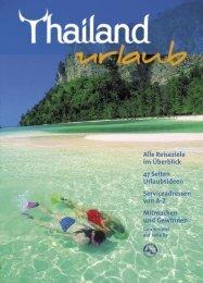 Alle Reiseziele im Überblick 47 Seiten Urlaubsideen ...