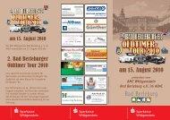 2. Bad Berleburger Oldtimer Tour 2010