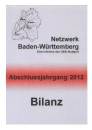 Bilanz Teil 1 von 2 - GEB Stuttgart