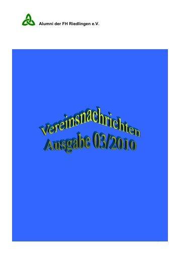 download starten - der FH Riedlingen eV.