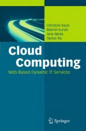 Cloud Computing: Web-Based Dynamic IT Services