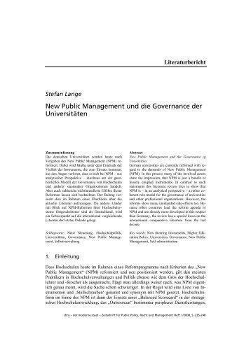 Stefan Lange - der moderne staat
