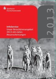 Gesamtprogramm 2013 - Sparkasse Hochschwarzwald
