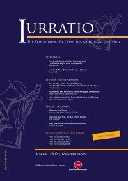 2012 1. 2. 3. 5. 7. 9. 8. Wissenswerte Änderungen im neuen ... - Iurratio