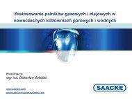 SAACKE Polska Sp. z oo - E-BMP