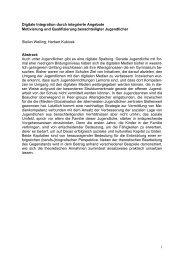 Methodenfortbildung 08 - Stiftung Digitale Chancen