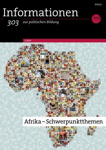 Afrika - Deutsches Institut für Entwicklungspolitik