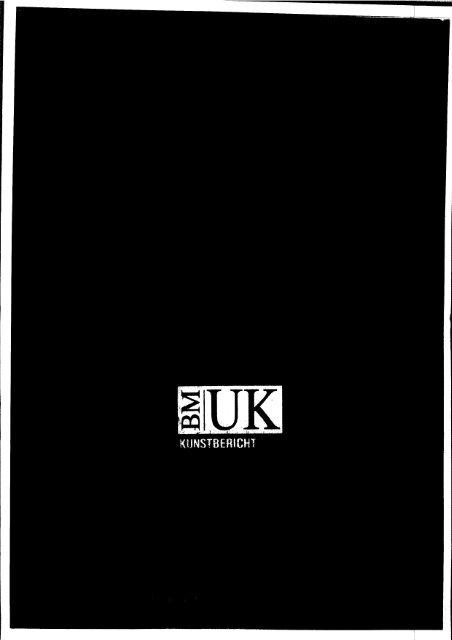 Kunstbericht 1991 - Bundesministerium für Unterricht, Kunst und Kultur