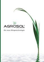 Was ist AGROSOL - AGROsolution