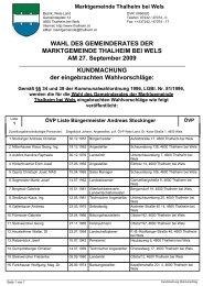Datei herunterladen (265 KB) - .PDF - Thalheim bei Wels