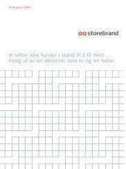 pdf - Storebrand