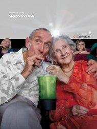 Integrert årsrapport Storebrand ASA 2009