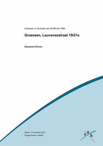 bijlage 7 (pdf) - Gemeente Duiven