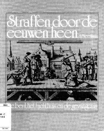 Straffen door de eeuwen heen - History of Social Work