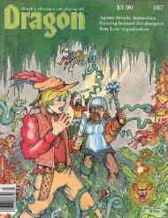 Dragon Magazine #87 - TheCrimsonPirate.com