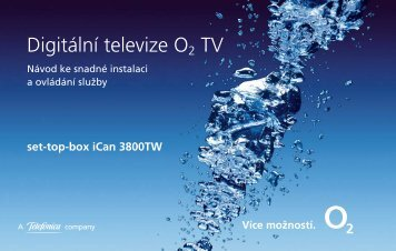 Set-top-box - O2 TV