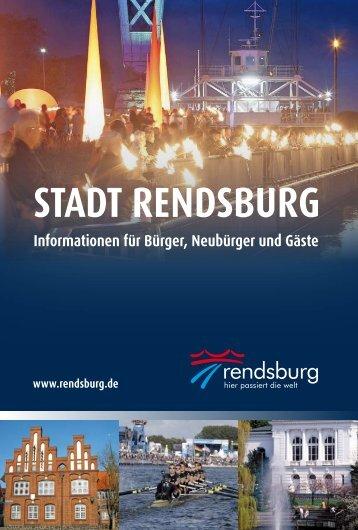 Stadt RendSbuRg - inixmedia