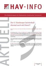 Sonderheft 11/2012 - HAV