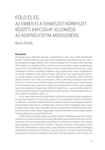 elso kotet 0606.indd - Corvinus Research Archive - Budapesti ...