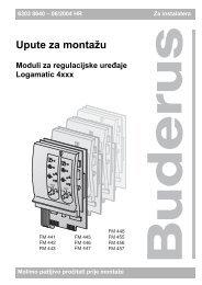 Preuzimanje - Buderus