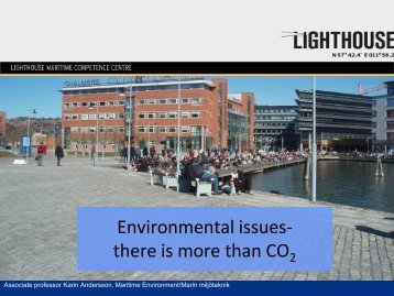 Environmental Research - Lighthouse