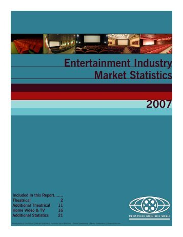 Entertainment Industry 2007 Market Statistics - Interactive Digital ...