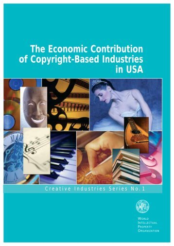 The economic contribution of copyright-based industries in - World ...