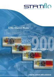 Channel Mixers