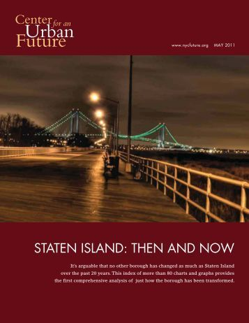 Staten Island Then and Now - Center for an Urban Future