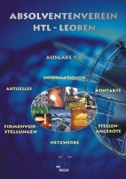 Liebe Leserinnen und Leser - HTL-Leoben