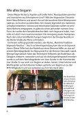 25 Jahre MTV Nautilus die Festbroschüre - Wolfgang Kiesel - Page 6