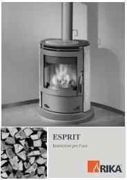 Esprit Holz D - S/W - Rika