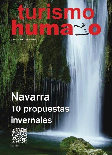 Turismo Humano nº 2. Navarra, 10 propuestas invernales