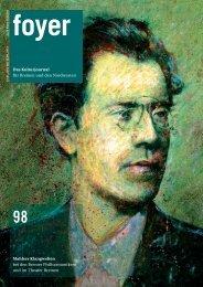 Das Kulturjournal für Bremen und den Nordwesten Mahlers ...