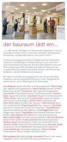 Programm der Bremer Hausgespräche - LBS - Seite 2