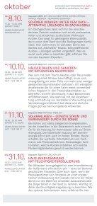 Programm der Bremer Hausgespräche - LBS - Seite 7